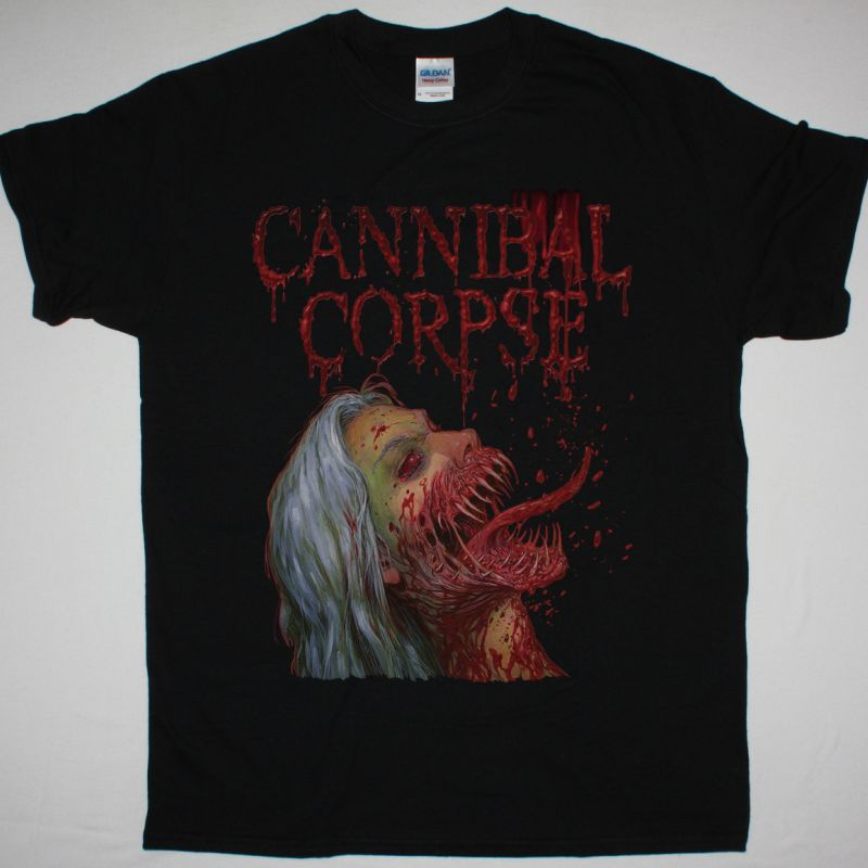 CANNIBAL CORPSE VIOLENCE UNIMAGINED NEW BLACK T-SHIRT