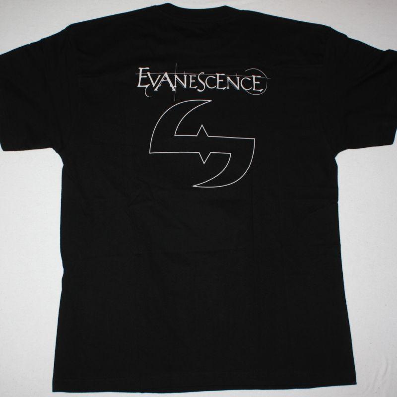 EVANESCENCE GOING UNDER NEW BLACK T SHIRT