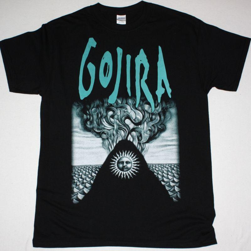 GOJIRA MAGMA BLACK T-SHIRT