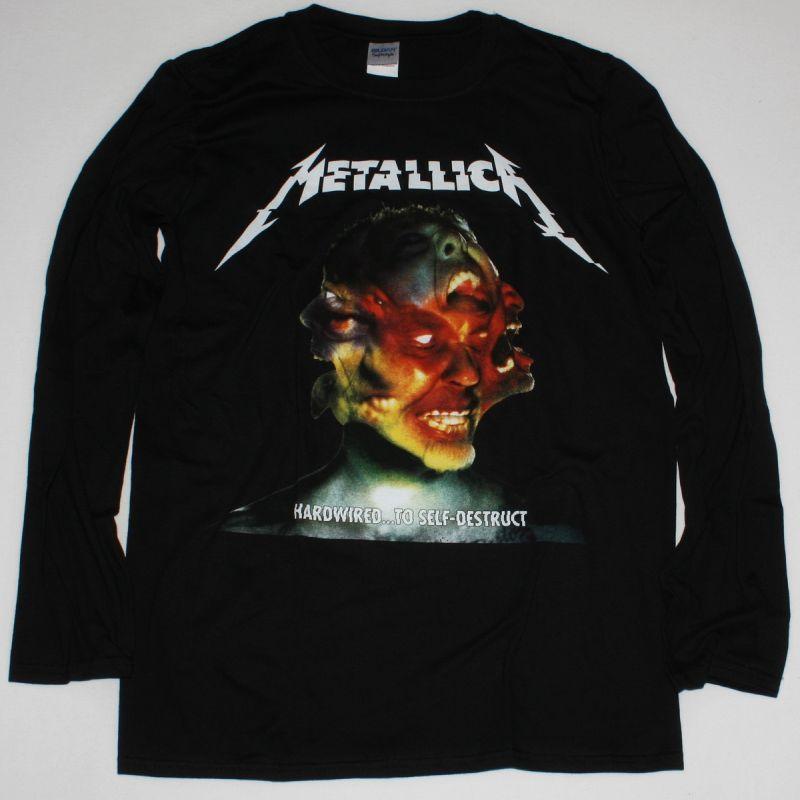 ICED EARTH-The Dark Saga metal band,Black T-shirt long sleeve-sizes:S to XXL
