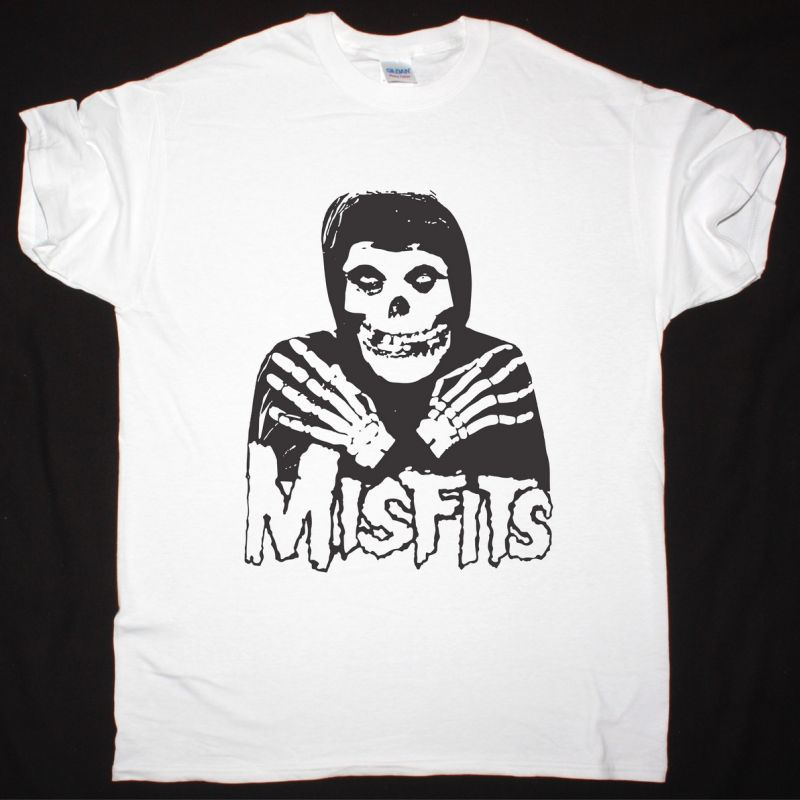 MISFITS WILL YOU BE MY FIEND NEW WHITE T-SHIRT
