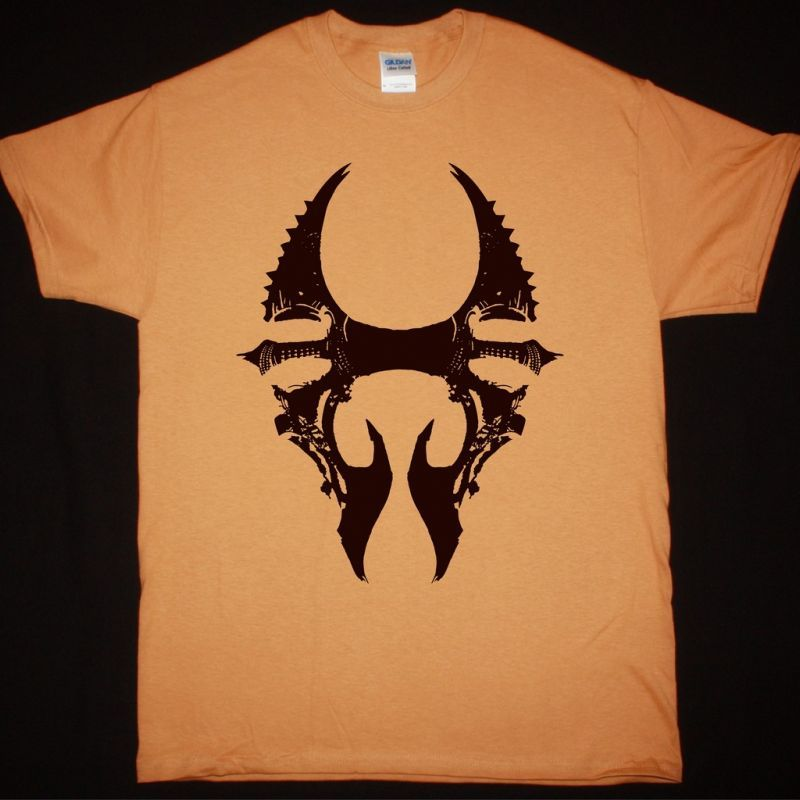 SOULFLY CONQUER NEW CAMEL COLOR T SHIRT
