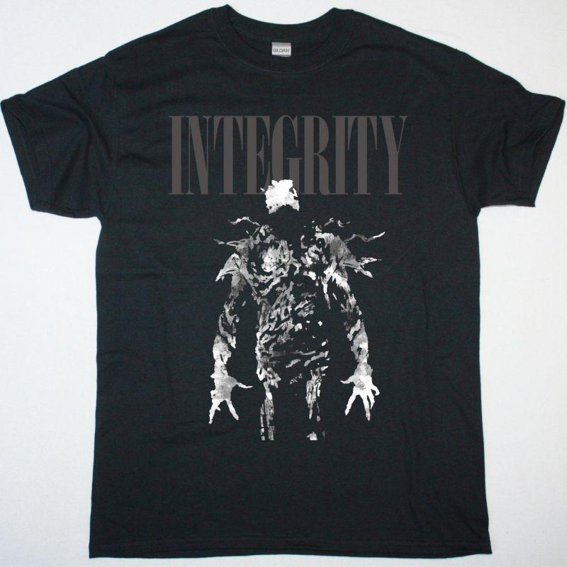 INTEGRITY THE HOWLING MAN NEW BLACK T SHIRT