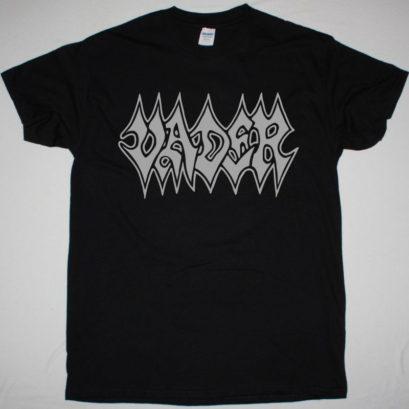 VADER LOGO NEW BLACK T-SHIRT