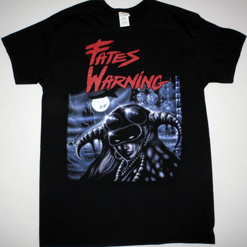 FATES WARNING THE SPECTRE WITHIN NEW BLACK T SHIRT