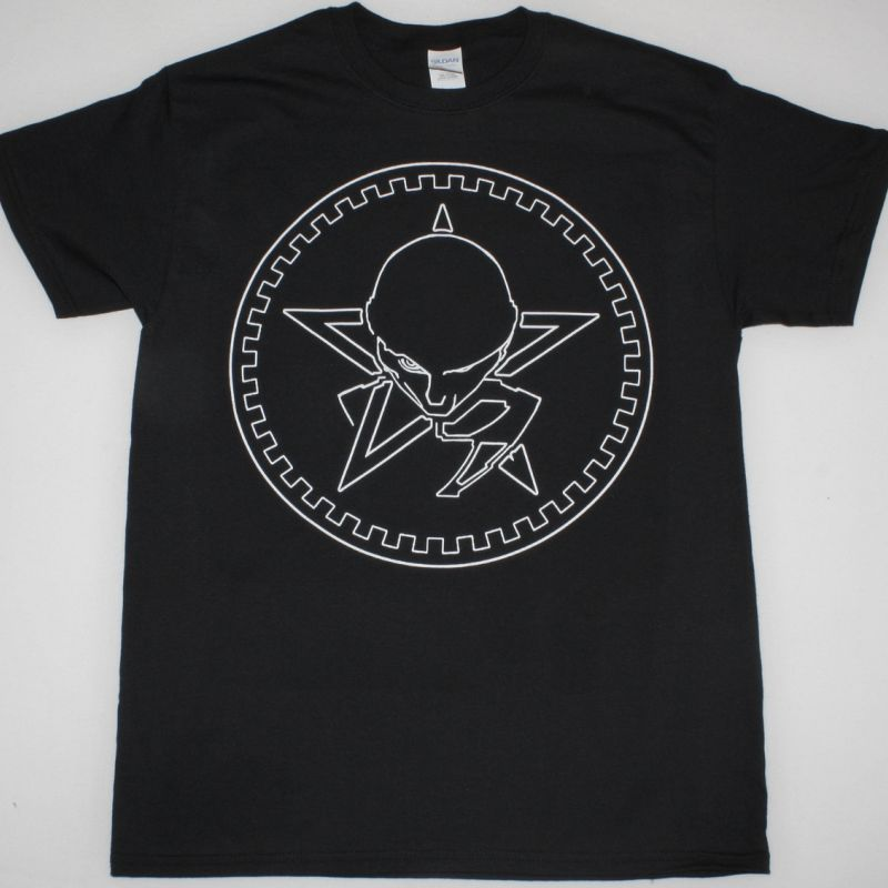 THE SISTERS OF MERCY MERCIFUL RELEASE II  NEW BLACK T-SHIRT