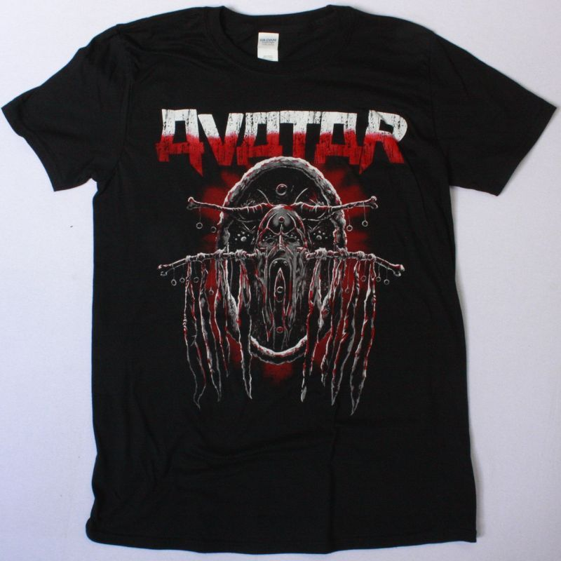 AVATAR RAVEN WINE NEW BLACK T-SHIRT