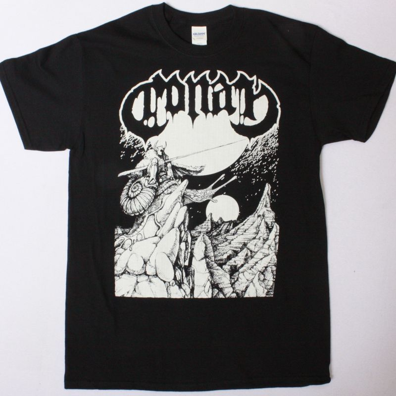 CONAN SENTINEL NEW BLACK T-SHIRT