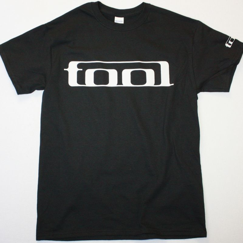 TOOL WRENCH LOGO NEW BLACK T SHIRT
