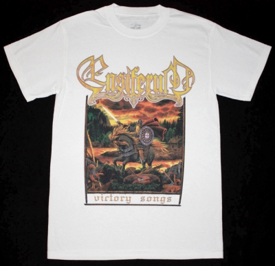 ENSIFERUM VICTORY SONGS NEW WHITE T-SHIRT