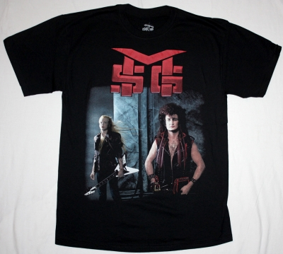 MICHAEL SCHENKER GROUP  NEW BLACK T-SHIRT