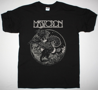 MASTODON PHOENIX NEW BLACK T-SHIRT