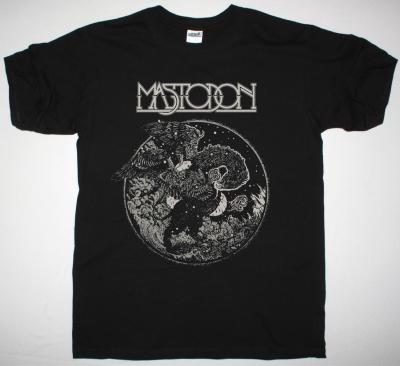 MASTODON PHOENIX NEW BLACK T-SHIRT