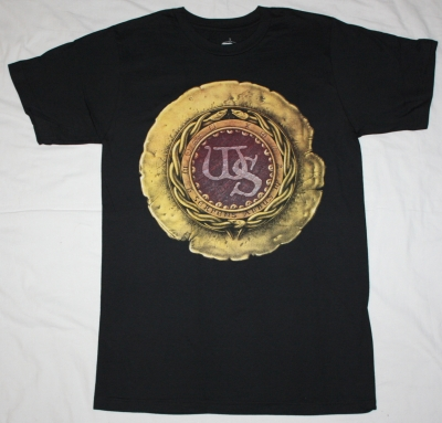 WHITESNAKE 1987 NEW BLACK T-SHIRT