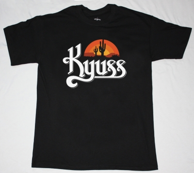KYUSS BLACK WIDOW  NEW BLACK T-SHIRT