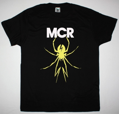 MY CHEMICAL ROMANCE DANGER DAYS NEW BLACK T-SHIRT