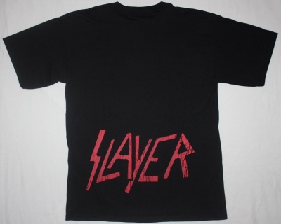 SLAYER EAGLE 2  NEW BLACK T-SHIRT