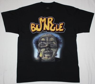 MR BUNGLE MR.BUNGLE'91 NEW BLACK T-SHIRT