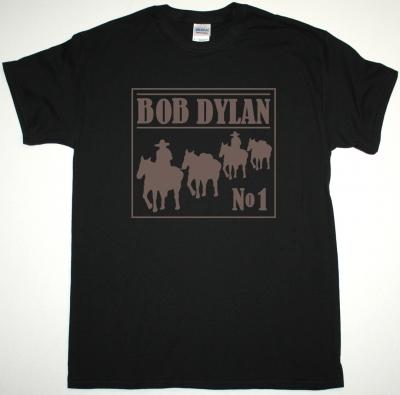 BOB DYLAN N 1 NEW BLACK T-SHIRT
