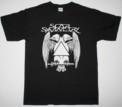 SCAR SYMMETRY THE UNSEEN EMPIRE NEW BLACK T-SHIRT