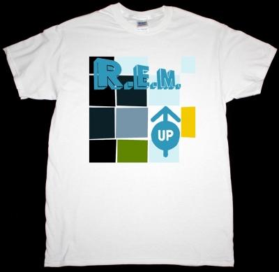 R.E.M. UP NEW WHITE T-SHIRT