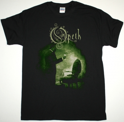 OPETH WATERSHED 2 NEW BLACK T-SHIRT