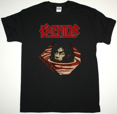 KREATOR OUT OF THE DARK ..INTO THE LIGHT NEW BLACK T-SHIRT
