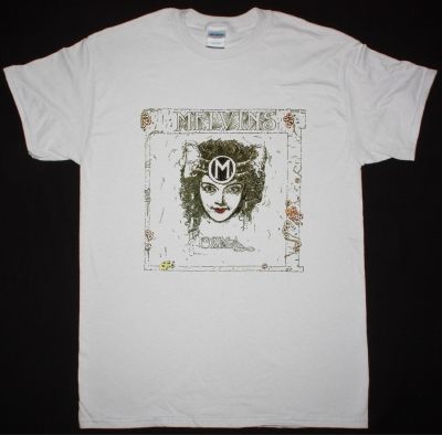 MELVINS OZMA NEW ICE GREY T-SHIRT