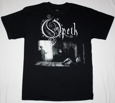 OPETH DELIVERANCE '02  NEW BLACK T-SHIRT