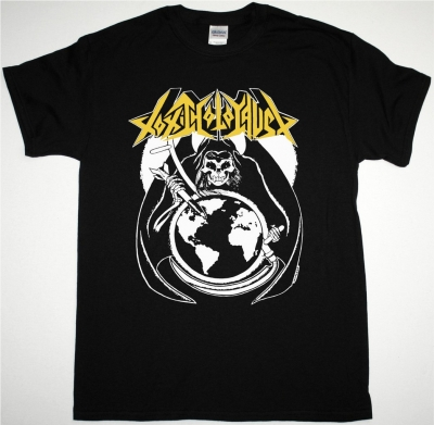 TOXIC HOLOCAUST THE REAPER NEW BLACK T SHIRT