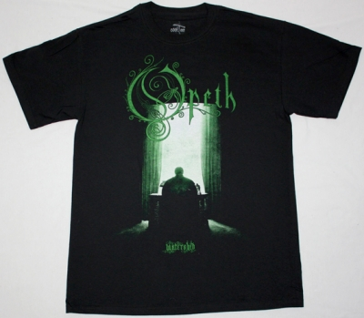 OPETH WATERSHED '08 NEW BLACK T-SHIRT