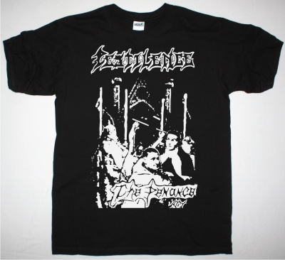 PESTILENCE THE PENANCE 1986 NEW BLACK T SHIRT