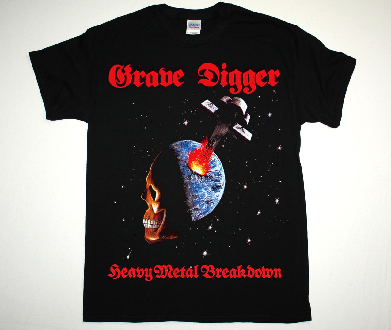 Grave Digger Heavy Metal Breakdown 84 Rage Saxon Running