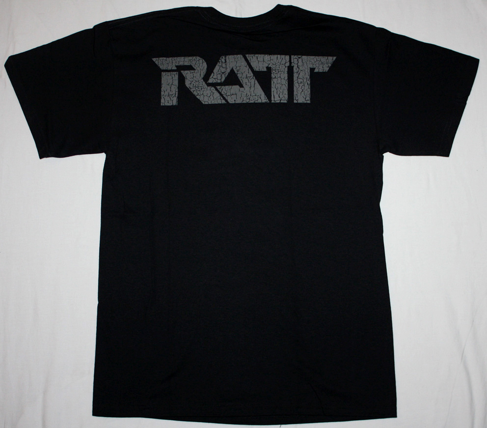 RATT REACH FOR THE SKY '88  NEW BLACK T-SHIRT
