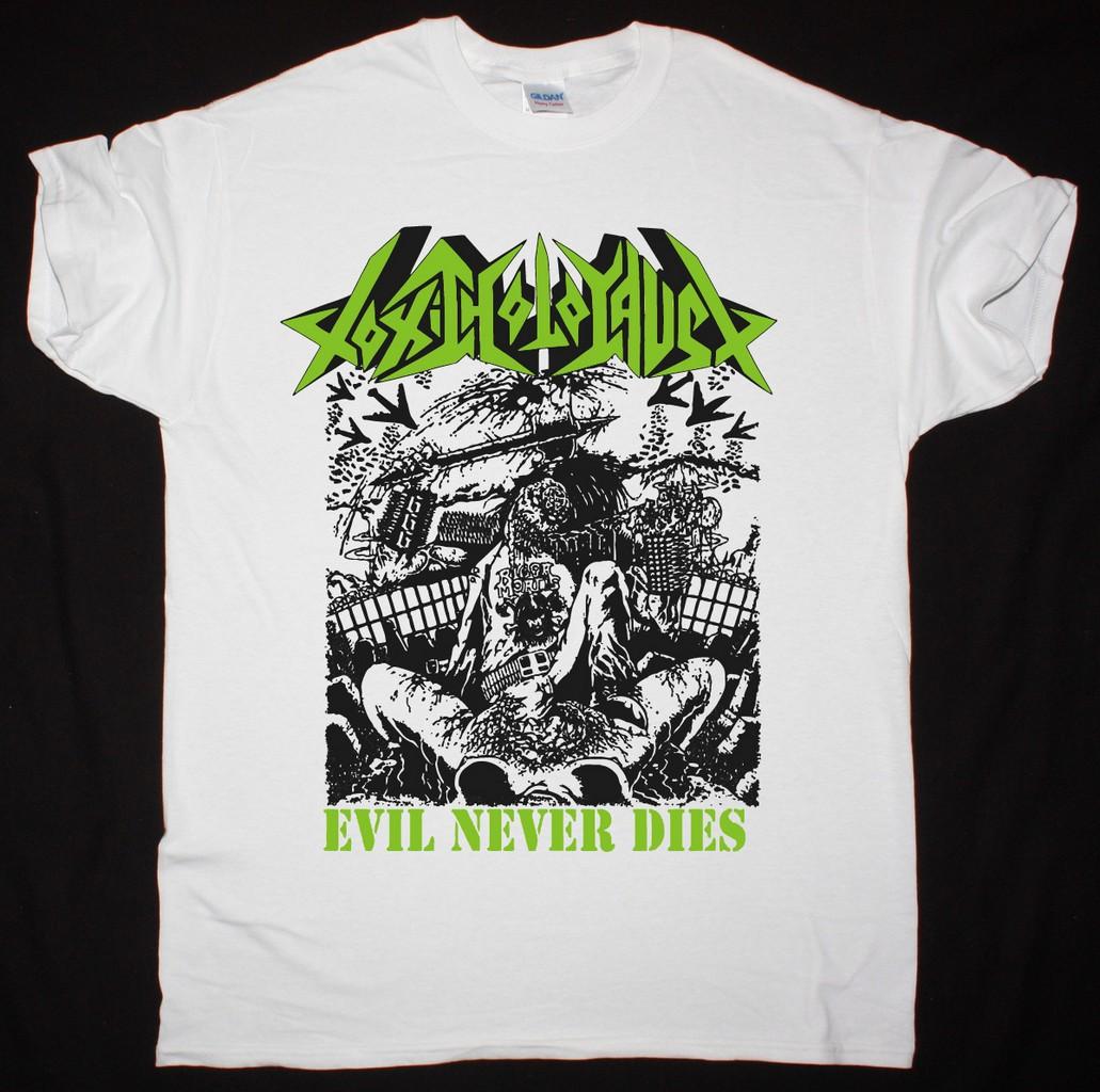 Toxic Holocaust Logo T-Shirt