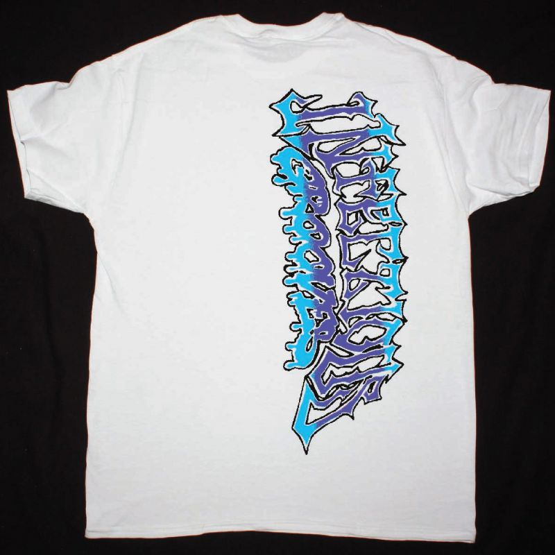 INFECTIOUS GROOVES THERAPY NEW WHITE T-SHIRT