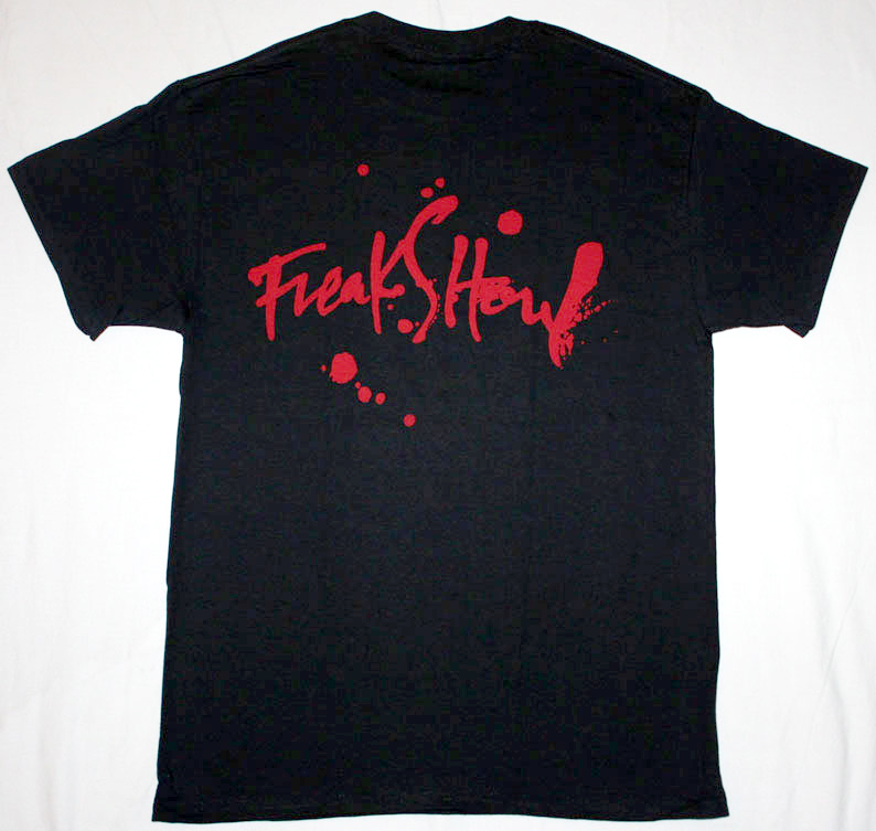 BULLET BOYS FREAK SHOW '91  NEW BLACK T-SHIRT