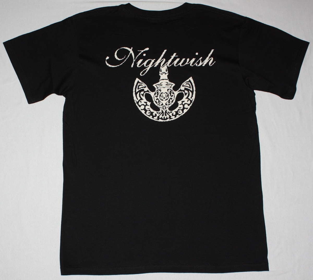 NIGHTWISH THE ISLANDER NEW BLACK T-SHIRT