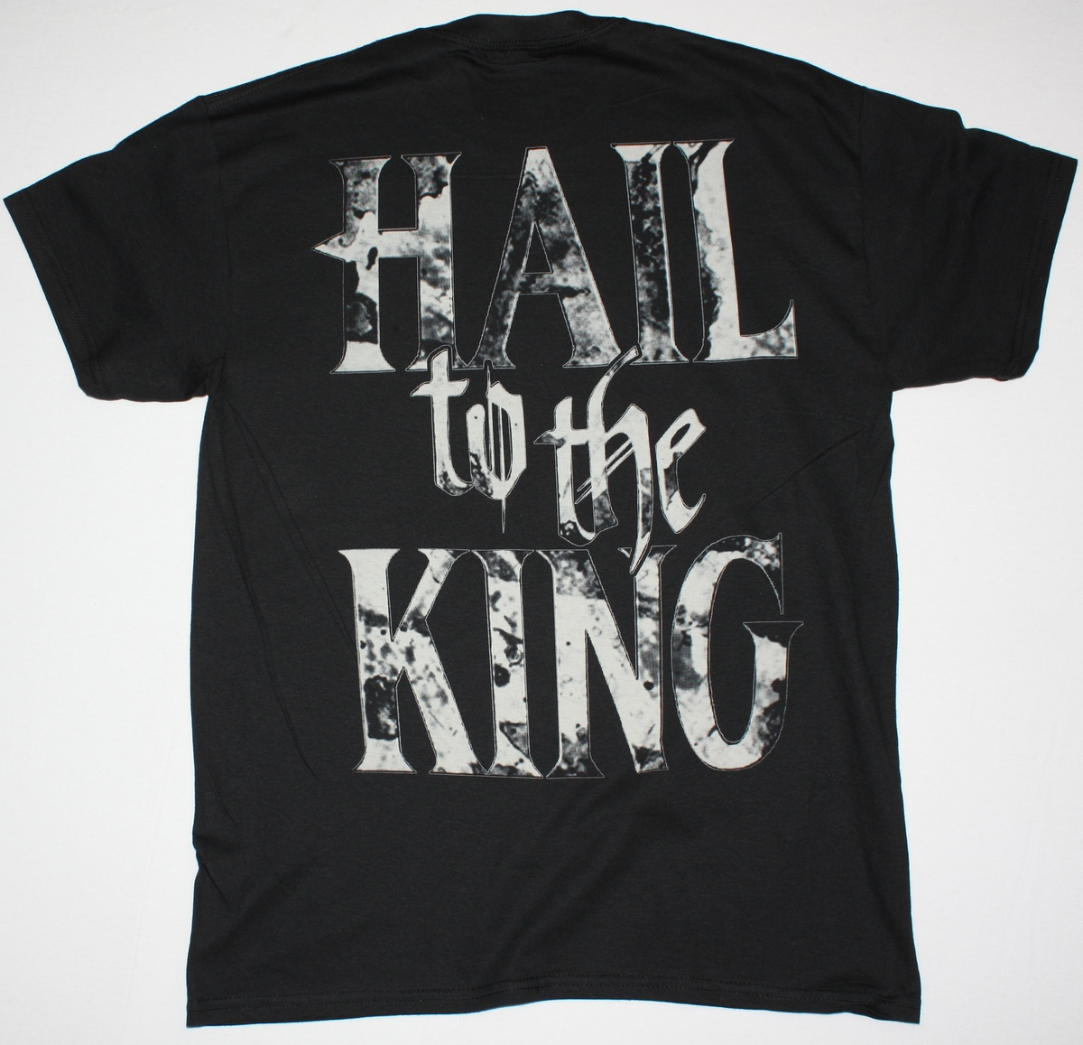 AVENGED SEVENFOLD HAIL TO THE KING SINGLE ARTWORK NEW BLACK T-SHIRT