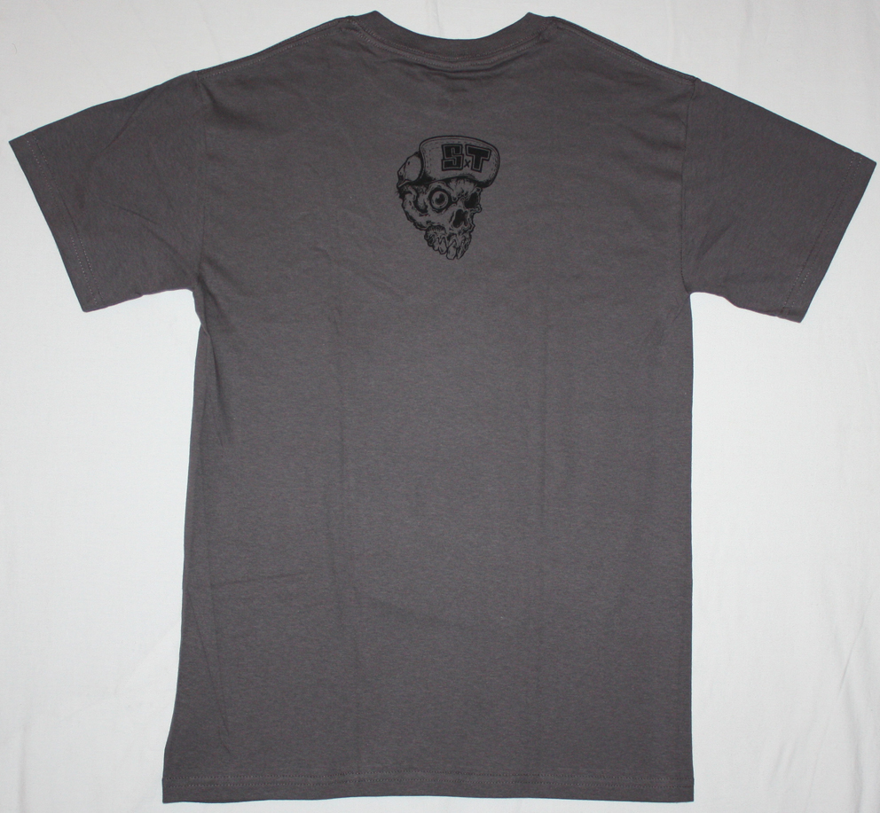 SUICIDAL TENDENCIES FREAK  NEW CHARCOAL GREY T-SHIRT
