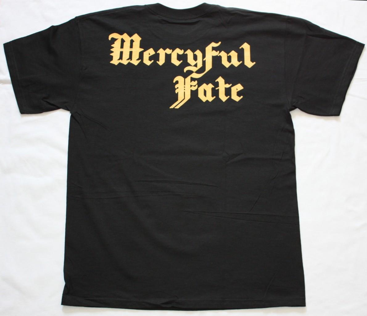 MERCYFUL FATE MELISSA'83 NEW BLACK T-SHIRT