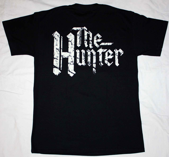 MASTODON THE HUNTER HEAD NEW BLACK T-SHIRT
