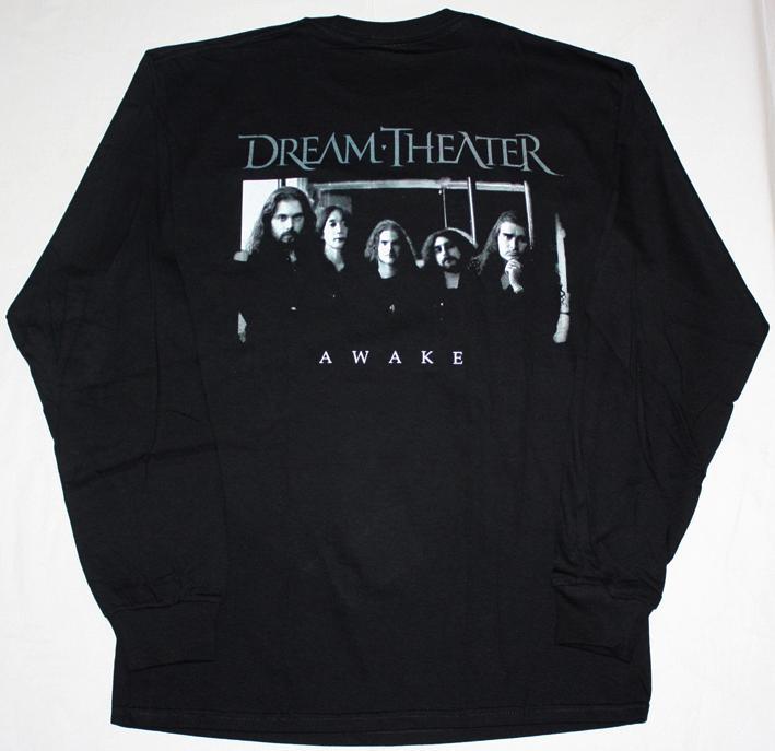 DREAM THEATER AWAKE'94 S-XXL LONG SLEEVE T-SHIRT