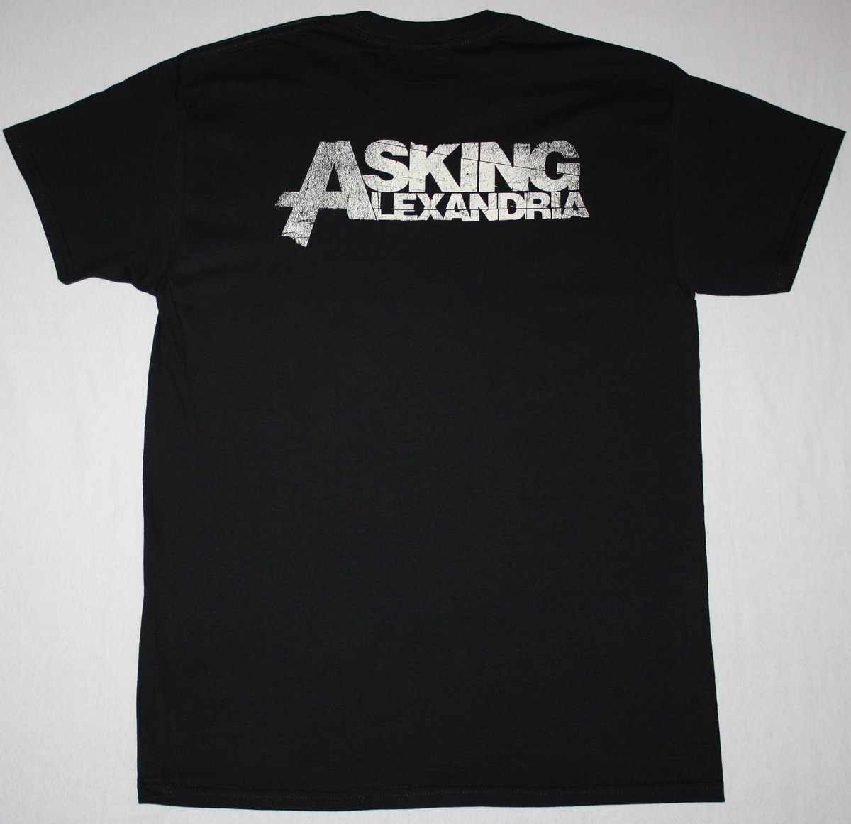 ASKING ALEXANDRIA STAND UP AND SCREAM NEW BLACK T-SHIRT