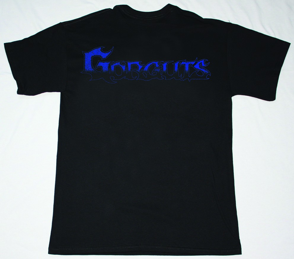 GORGUTS OBSCURA'98  NEW BLACK T-SHIRT