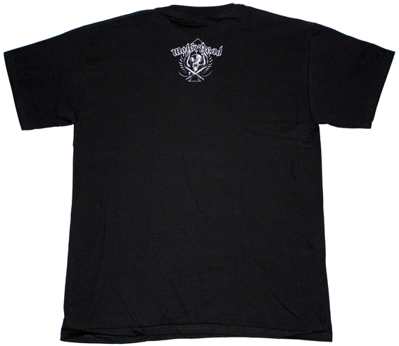 MOTORHEAD BASTARDS  NEW BLACK T-SHIRT