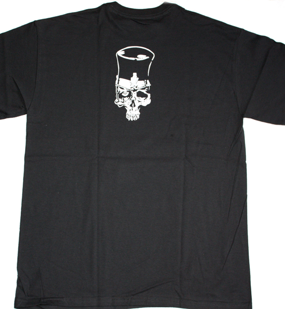 AVENGED SEVENFOLD NIGHTMARE 2010  NEW BLACK T-SHIRT