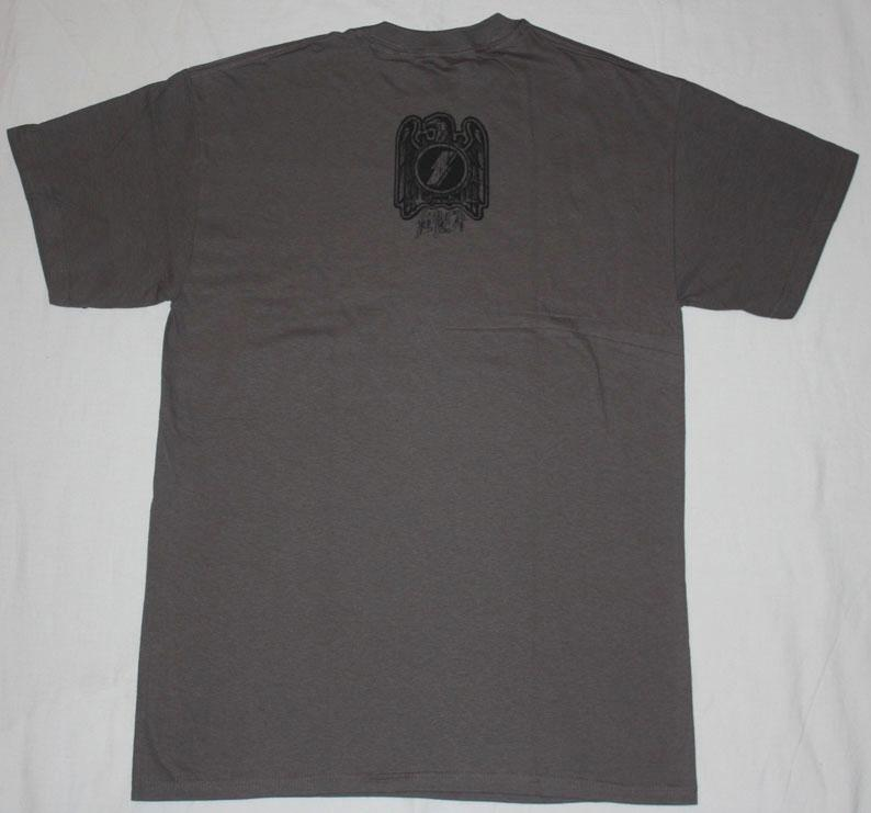 SLAYER EAGLE NEW GREY T-SHIRT