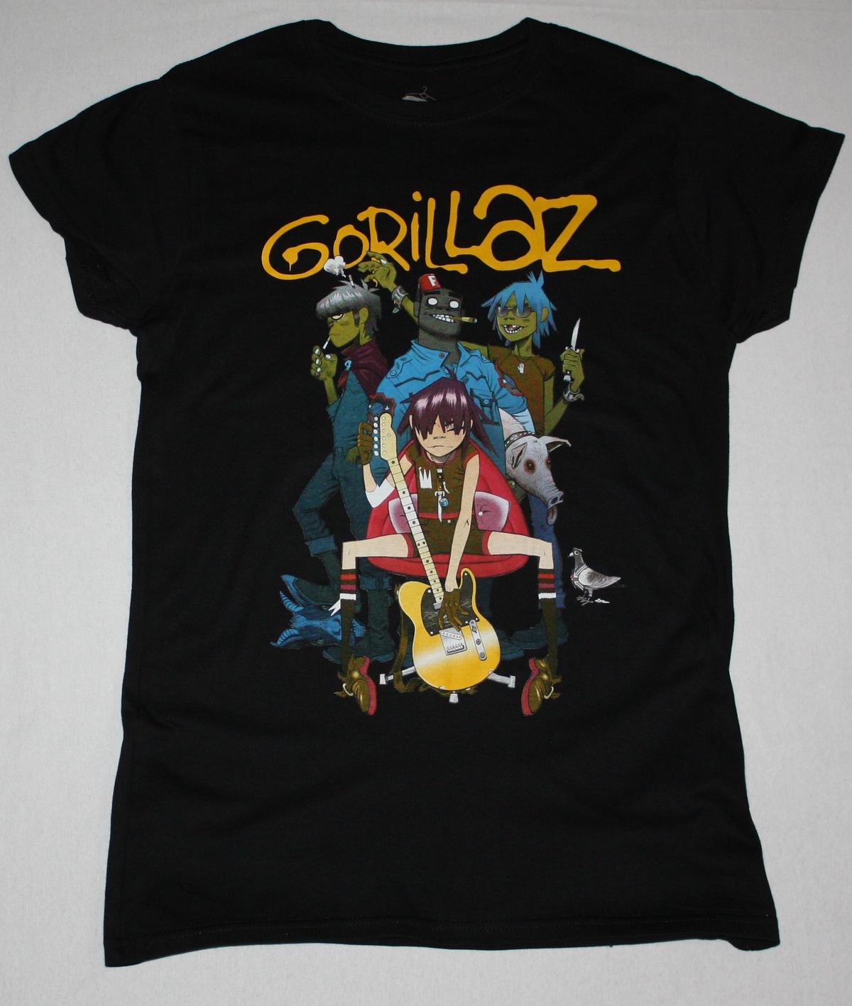 Gorillaz hoodie
