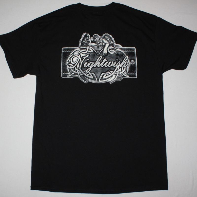 NIGHTWISH ONCE NEW BLACK T-SHIRT